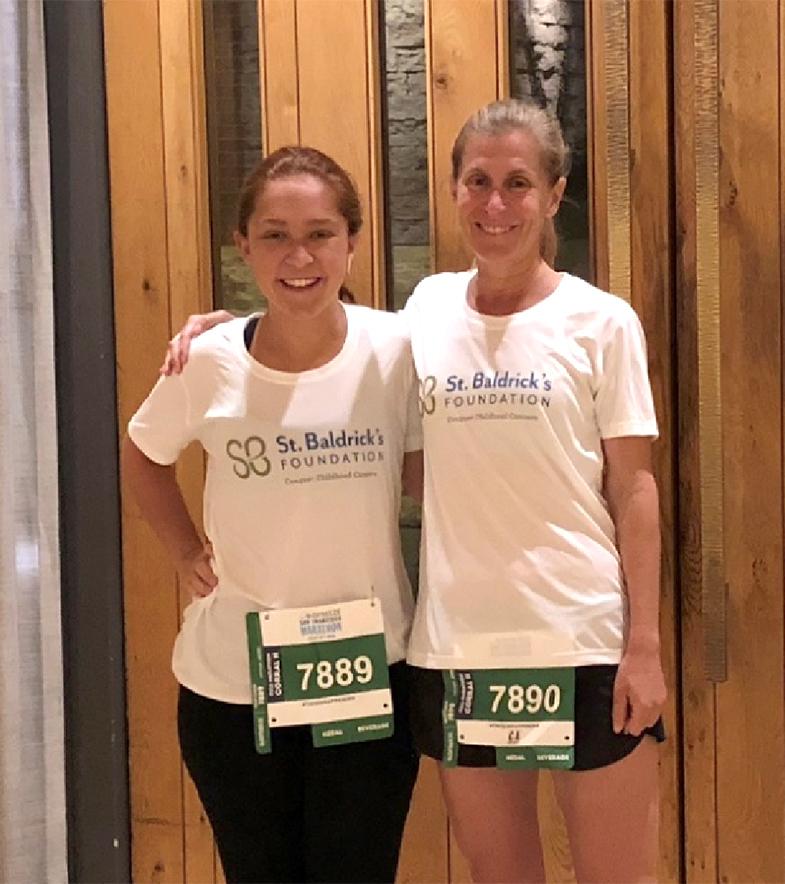Marthon runners