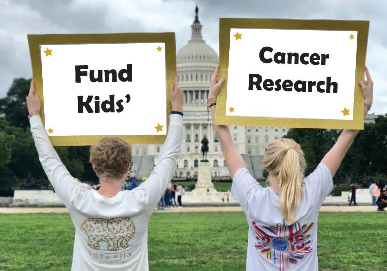 Child advocates on Capitol Hill