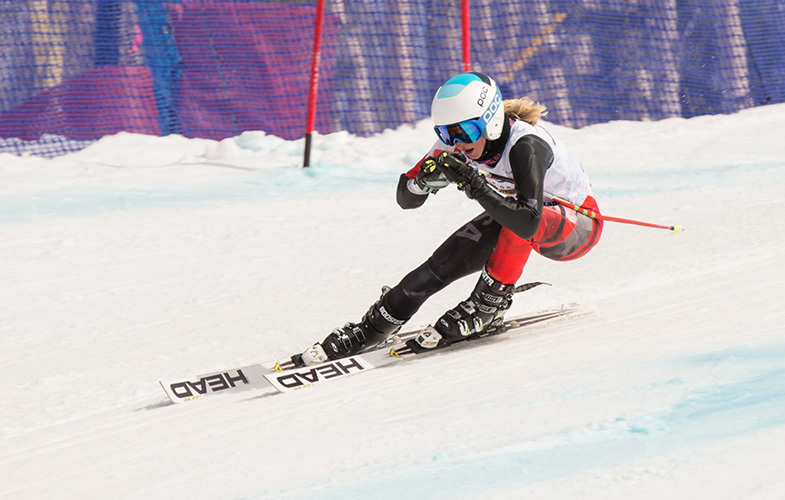 Campbell Skiing