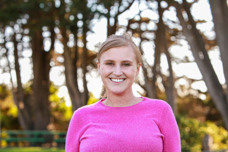 Brooke, childhood cancer survivor
