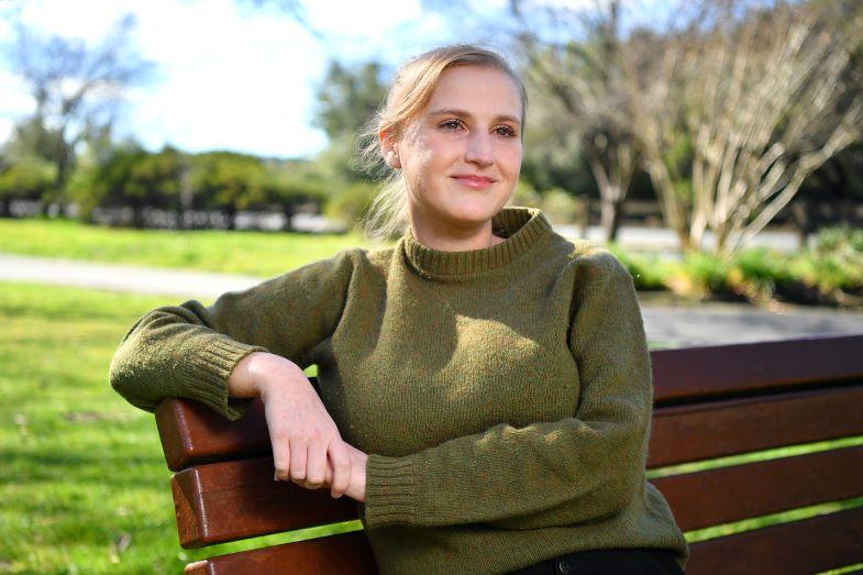 Brooke, 25-year-old childhood cancer survivor